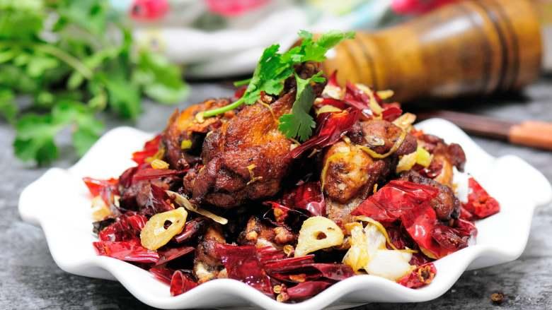 干煸翅根 鸡翅不只是翅中 还有更美味更多肉的翅根