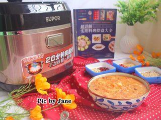 腊八必吃食谱之杂粮甜粥,暖暖的粥,来一碗。