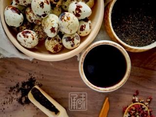 传男不传女的茶叶鹌鹑蛋,准备食材,生抽,花椒,鹌鹑蛋