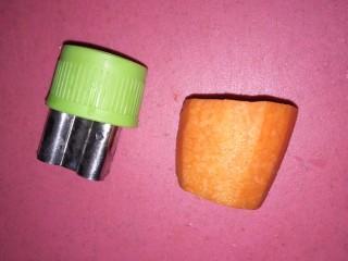 大吉大利,今天吃鸡🐔,用模具切出可爱的形状。
