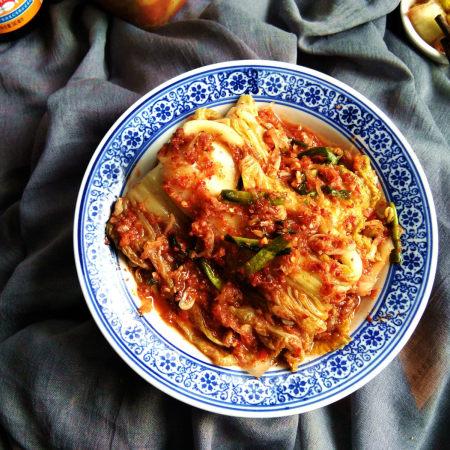 异域小菜-韩式辣白菜