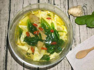 腐皮猪肝汤