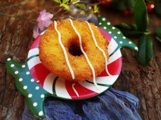 苹果甜甜圈,也可以这样吃