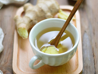 蜂蜜生姜茶,陈品