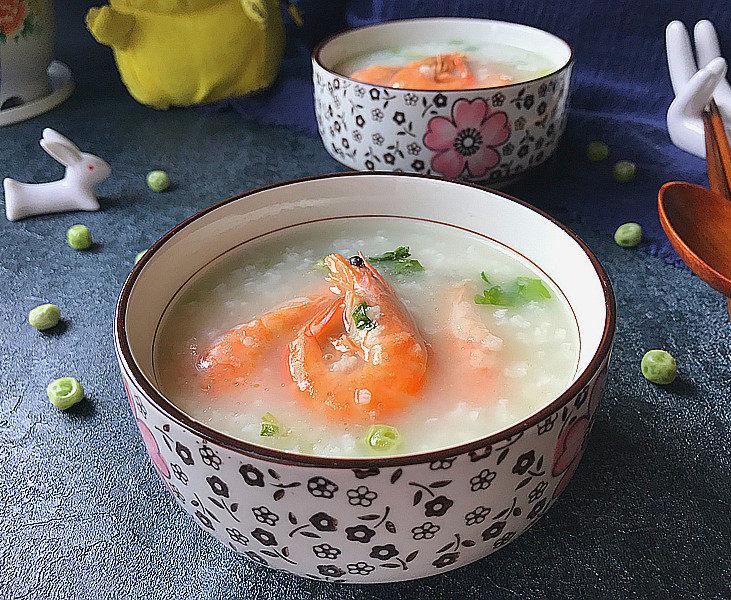 #电饭煲# 蔬菜海鲜粥