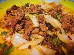 东北那旮沓的美食之●嘎嘎香的烤肉