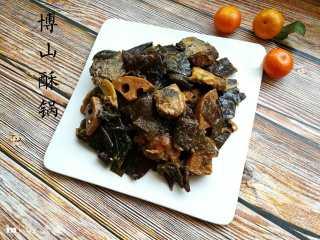 山东传统名吃—博山酥锅,成品!