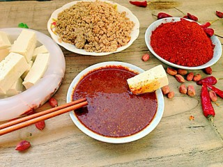 怀念那一抹红-辣椒蘸酱,红红火火