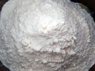适合新手的一次性发酵酸奶小餐包,加入面粉