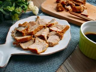 电饭煲+卤牛肉