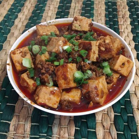 麻婆豆腐家常版