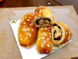 波兰种果仁面包