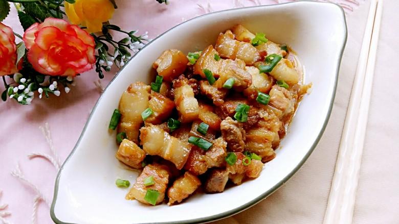 电饭锅+卤五花肉