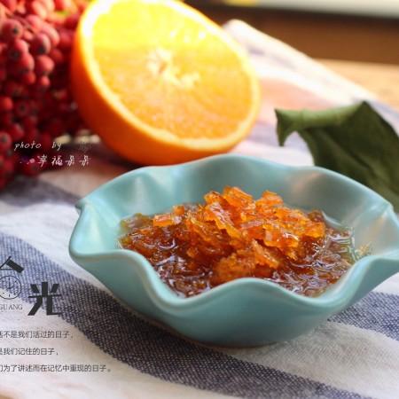 糖渍橙皮丁