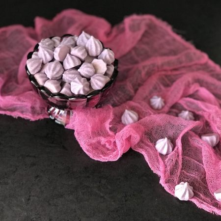 紫薯溶豆(附带紫薯泥做法)