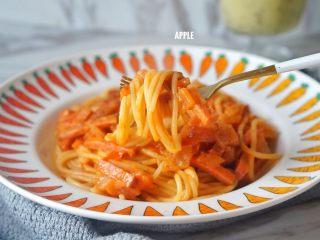 火腿番茄🍅意面🍝