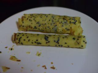 酥香黄油蛋卷,第二个是不是好多啦?^_^