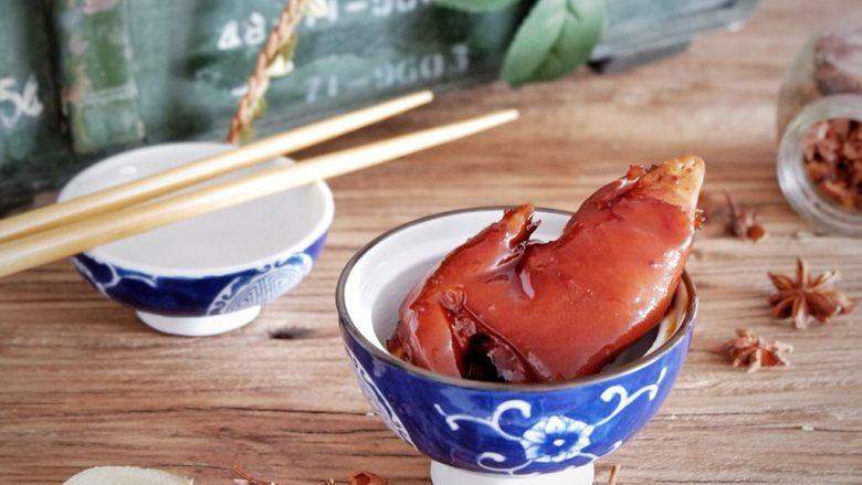 经典下饭菜—红焖猪蹄