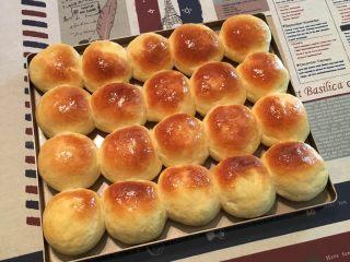 超松软奶香小面包