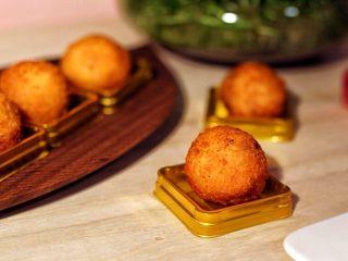 广式茶点—吉列香芋球