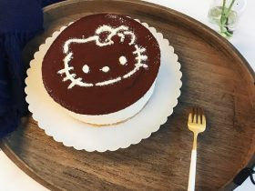 榴莲芝士蛋糕