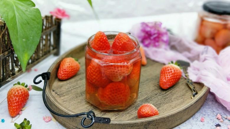 百变水果+宝宝餐-零添加草莓罐头