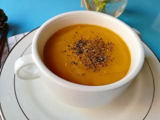 #改善便秘食谱#苹果红薯羹,撒上牡蛎黑芝麻粉提味即可,特别的好粗