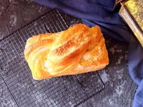 黃金椰蓉吐司