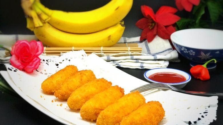 百变水果+酥炸香蕉