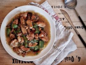 家庭版—黄焖鸡米饭