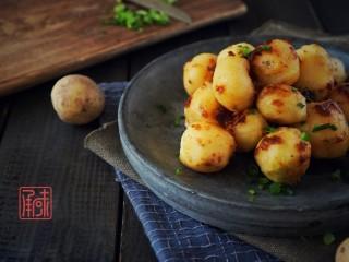 一份会讲故事的小土豆,奶香黄油烤土豆