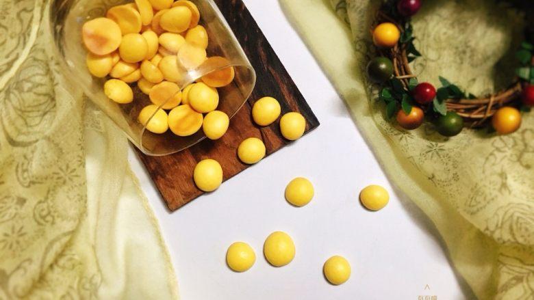 蛋黄溶豆 宝宝健康辅食