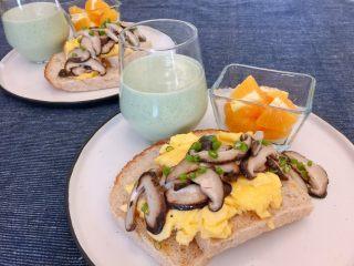 快手健康早餐