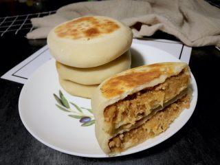 萝卜丝烙饼