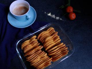 红薯饼干,成品
