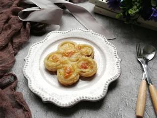 花朵飞饼香蕉卷,成品图!