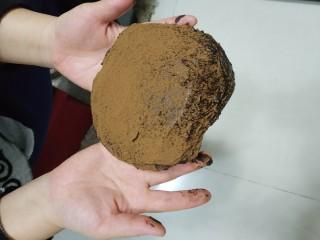 家庭低油版脏脏包免开酥,含快手好吃的巧克力酱做法,是不是好脏,不过很好吃哦,记得做出来晒图。