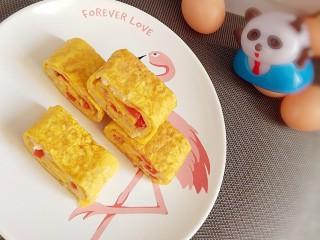#宝宝辅食#番茄米饭厚烧蛋
