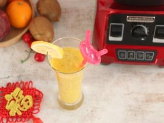 猕猴桃橙汁,快点动手做起来吧!