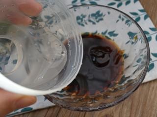 蒜蓉粉丝娃娃菜,1大勺清水
