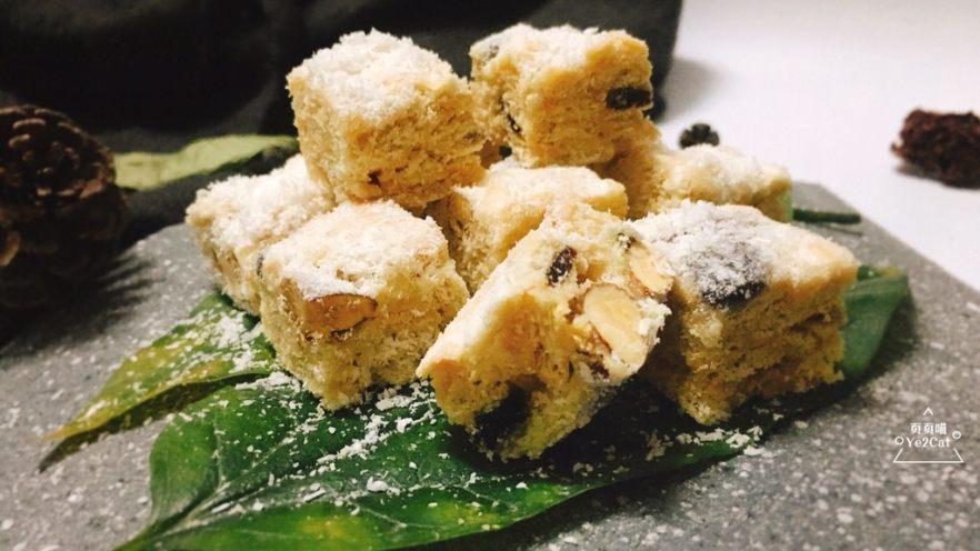 椰子雪花酥 香甜可口