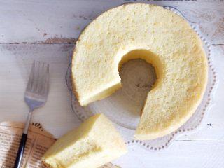 奶油奶酪戚风蛋糕