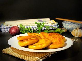 做饼+南瓜糯米芝士饼
