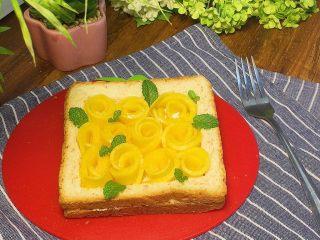 芒果花吐司