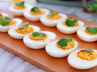 【像米其林大厨一样的做鸡蛋】——人间美味的魔鬼蛋!