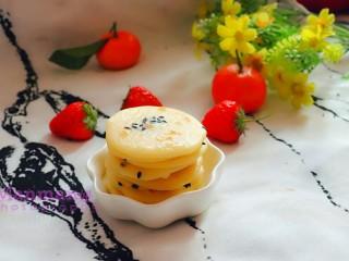 宝宝辅食    10M+ 超级松软的小米饼,成品图2