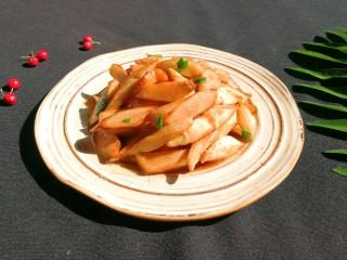 鲜鲜脆脆青葱炒篙瓜,青葱篙瓜鲜鲜脆脆是下饭好菜