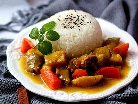 美味下饭菜【牛肉咖喱锅】