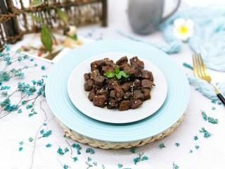 【健康零食】香烤孜然牛肉粒