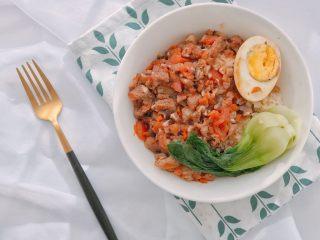 #宝宝辅食#番茄肉燥饭 24M+